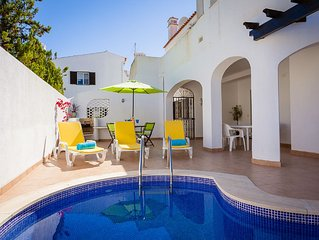 Beautiful apartment and pool in Vale do Lobo for upto 8 people