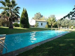 6 Bedrooms Villa with private pool near Braga