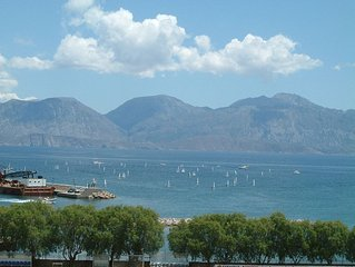 Spectacular sea view apartment in Agios Nikolaos