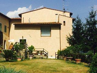 Villa sulle Colline Fiorentine