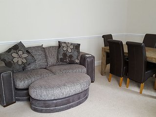 Perfect apartment for business, leisure, holidays or relocation.