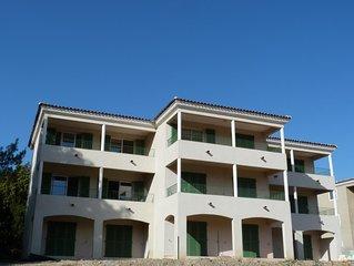 Appartement neuf 4/5 personnes Corse  Patrimonio/ St Florent /Cap Corse/Au calme