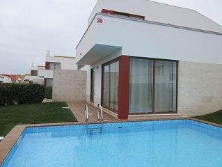 Lagoa de Obidos - Moradia V3-6PAX com piscina privativa-Junho com baixa de preco