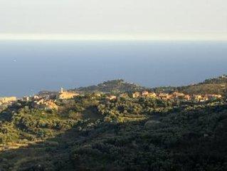 Bella Vista - terrazza e/o vista mare - Liguria - Riviera di Ponente -  Linguegl