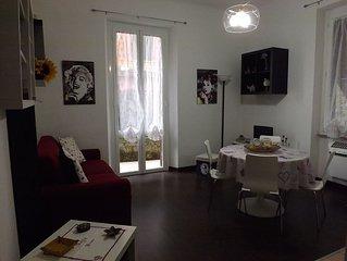 Daffy House e un moderno appartamento sito nel centro storico della Spezia.