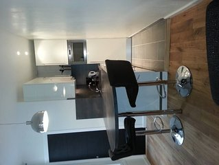 Beautiful studio in the heart of Levallois metro station 50m