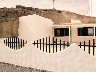 the sea cave. beautiful and magical cave house for rent !
