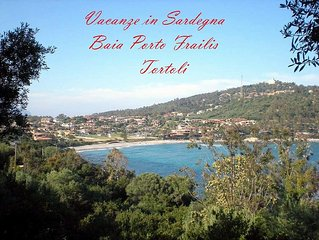 casa Vacanze nella Baia di Porto Frailis