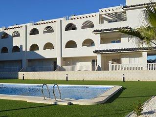 Appartement neuf vue sur mer a pilar de la horadada, Costa Blanca