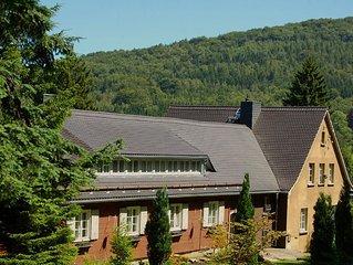 Kurort Jonsdorf - modern apartment by the forest