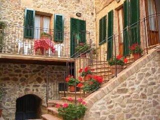 Appartamento in Dimora tipica campagna toscana