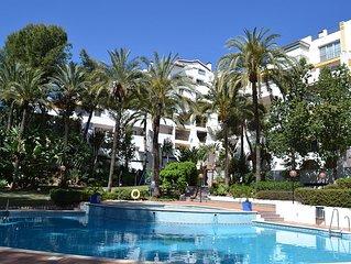 Spacious Apartment near Marbella and Puerto Banus on the Costa Del Sol