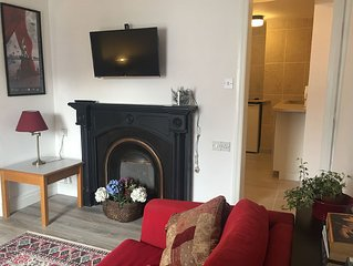 Split Level Apartment in Clifden Town