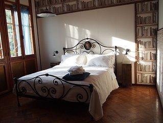 Maison de charme pres de Turin et du vast skiable domain of the Milky Way