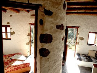 NATURA COTTAGE- POTAMOS- NATURE LOVERS- SEA & MOUNTAIN VIEW-0,9km FROM THE BEACH