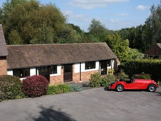 The Byre, Malvern Self-Catering Holiday Cottage for Two People