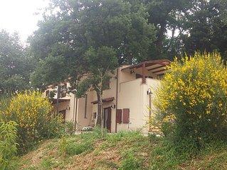 Le Querce Ancona appartamento in villa