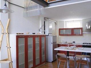 Smart Loft Disponibile per brevi periodi da 3 a 29 notti