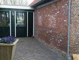 Kom tot rust in Polderland, uniek idyllisch gelegen!  Boomgaard, woonboerderij