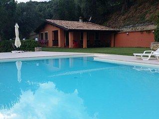 Villa Greco con piscina privata
