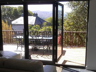 Contemporary 2 Bed Chalet in Snowdonia National Park