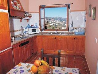 Bed Moreno, splendid views