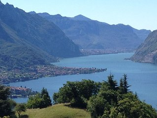 Bellagio, spacious and confortable apartment, machine,dishwasher, internet wifi