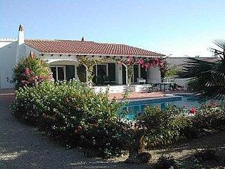 Villa With Private Pool Set In A Private Garden