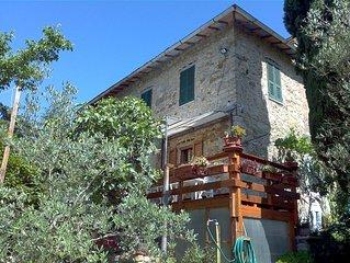 'Casa Grazietta'  Casa colonica con giardino