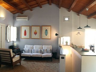 Vico Muccio - historical house, finely restructured with a splendid view on the