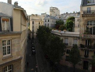 Appartement de charme pour vivre en famille au coeur de Paris