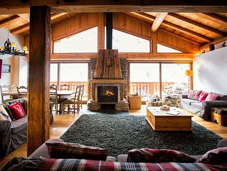 Spacious renovated chalet in the heart of the Upper Tarentaise