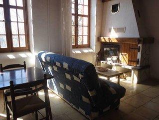 Maison de vacances F3 ancienne école