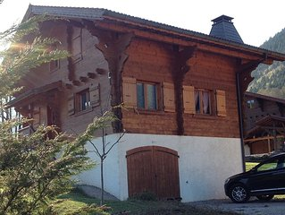 Family Friendly 4 Bed Chalet In Traditional Village