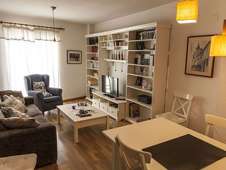 Apartment near the center how and Alicante.