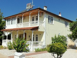 Spacious 3 Bedroomed Apartment Close to Calis  be