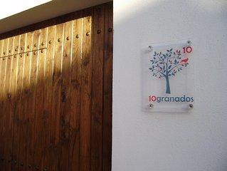 10 Granados - una casa en el corazon de Espana