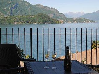 Monolocale Sosta sul lago - Lago di Como - Lezzeno