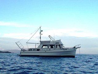 Boat and breckfast Grand Bancks