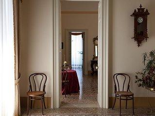 Ampio appartamento nell'elegante Palazzo Pio