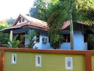 Kleine luxe vrijstaande villa nabij  Ao Nang Krabi Thailand