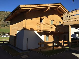 Superb new chalet in delightful village location