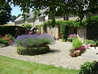 Lovingly Converted Granite Cider Barn In Peaceful Countryside Location