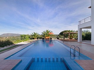 Private Luxury Villa With Swimming Pool