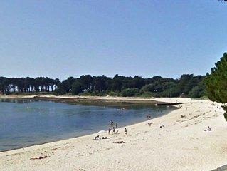 Vue mer et acces direct a la plage - St Philibert