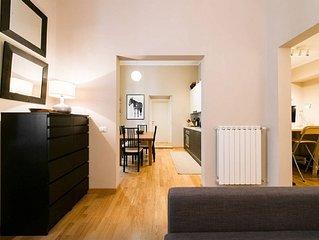 Brand new apartment near Colosseum