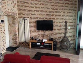Locations de vacances appartement T3 CAHORS centre