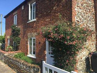 Pretty cottage near North Norfolk beaches