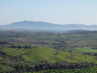 Accogliente appartamento in Maremma Toscana a 12 km dal mare dell'Argentario