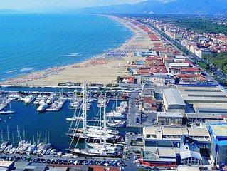 Luxe chalet aan River en Middellandse Zee - Toscana - Liguria - 4 STERREN